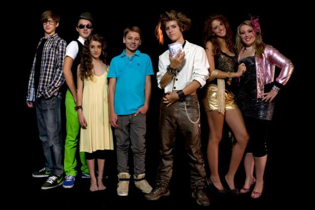 Ensemble Stagekids-Musical-Company